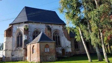Eglise Saint-Medard Yzengremer