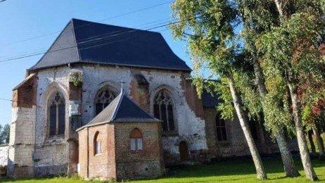 Eglise d'Yzengremer