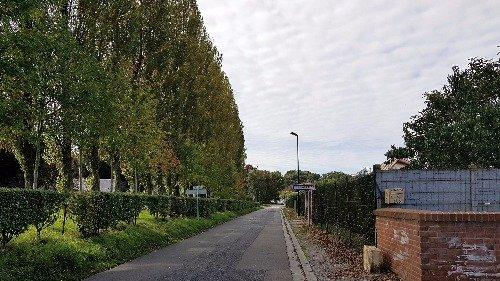 Le village d'Yzengremer