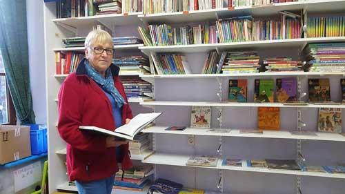 bibliothèque yzengremer